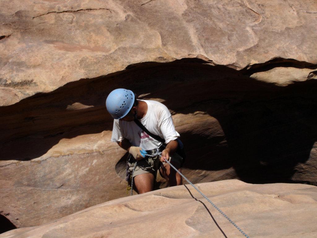 Ceder Mesa Canyoneering 2006