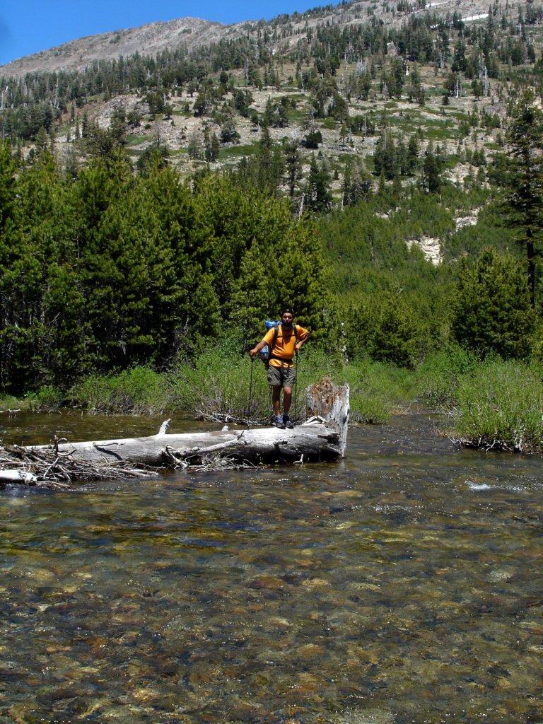 PCT 2005 - Sierra City to Echo Lake