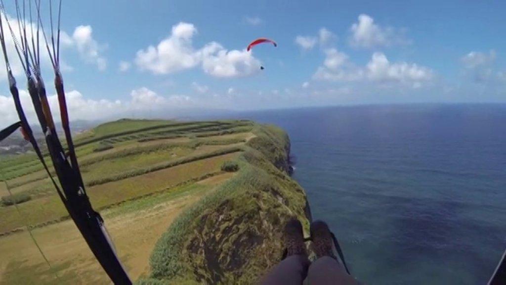 Flying Sao Miguel: Santa Barbara