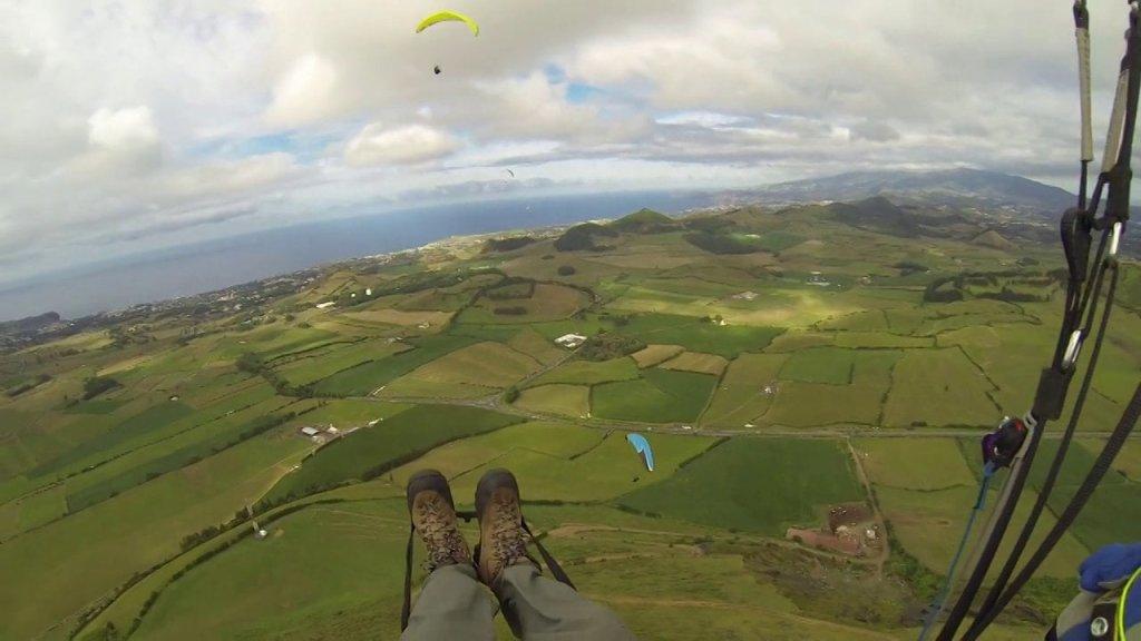 Flying Sao Miguel: Serra Gorda